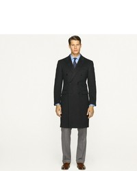Ralph Lauren Black Label Chesterfield Topcoat