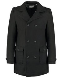 Classic coat black medium 3832576
