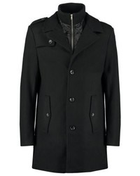 Classic coat black medium 3832577