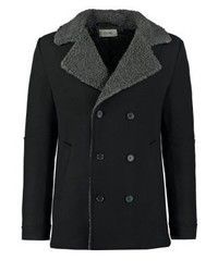 Classic coat black medium 3832580