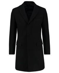 Pier One Classic Coat Black