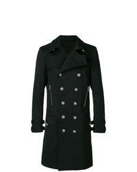 Balmain Classic Double Breasted Coat