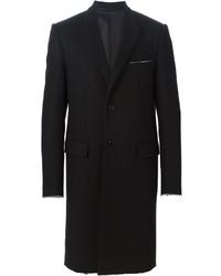 Givenchy Frayed Evening Coat