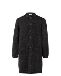 Inis Meáin Merino Wool And Cashmere Blend Coat