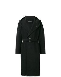 Yohji Yamamoto Midi Coat