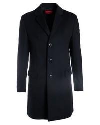 Hugo Boss Migor Classic Coat Black