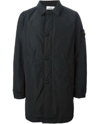 Stone Island Single Breasted Coat