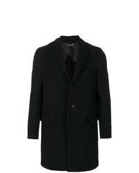 Versace Single Breasted Coat