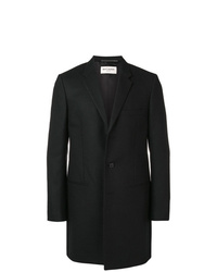 Saint Laurent Single Breasted Formal Coat