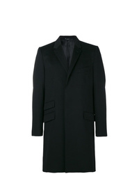 Dolce & Gabbana Slim Fit Single Breasted Coat