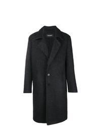 Neil Barrett Textured Boxy Coat