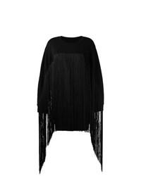 MM6 MAISON MARGIELA Fringed Oversized Sweater