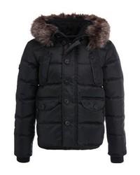 Superdry Chinook Winter Jacket Black