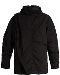 Toga Faux Fur Trimmed Parka Jacket