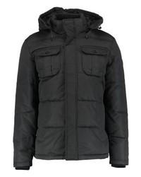 Jack & Jones Jcowill Winter Jacket Black