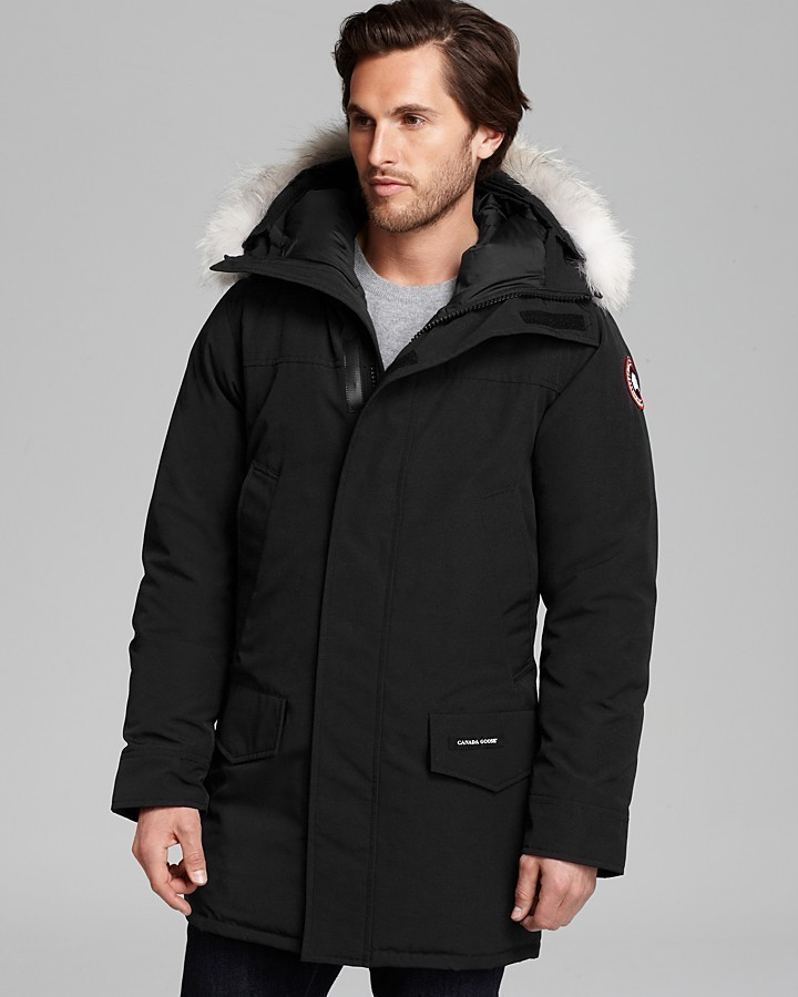 canada goose langford parka graphite uk