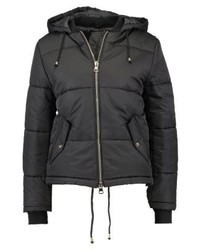 Topshop Matilda Winter Jacket Black