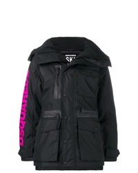 Dsquared2 Padded Coat