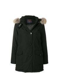 Woolrich Padded Fur Parka