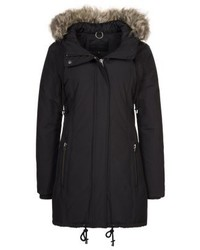 Radium parka black medium 3996939