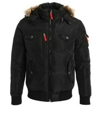 Winter jacket black medium 3833617