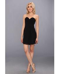 Faviana Short Strapless Sweetheart Dress 7075a
