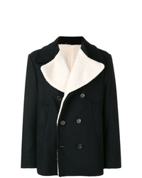 Golden Goose Deluxe Brand Double Breasted Fitted Coat