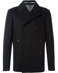 Kenzo Double Breasted Peacoat
