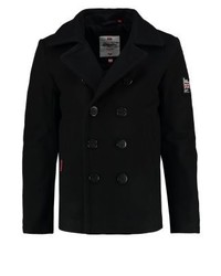 Superdry Rookie Short Coat Black