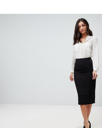 Asos Tall Asos Design Tall Mix Match High Waisted Pencil Skirt