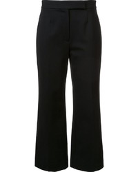 Marc Jacobs Pleated Crop Trousers