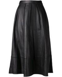Tibi Full Midi Skirt