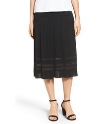 Pleated midi skirt medium 1334342
