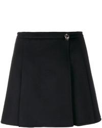 Pleated mini skirt medium 4395622