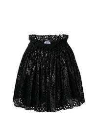 MSGM Laser Cut Full Skirt