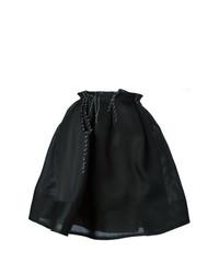 Lanvin Stitching Detail Skirt