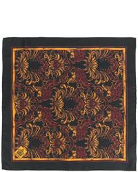 Dolce & Gabbana Baroque Patterned Pocket Square