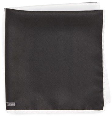 Nordstrom Shop Silk Pocket Square