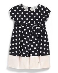 Armani Junior Polka Dot Dress