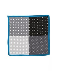 Original Penguin Amsterdam Dot Silk Pocket Square