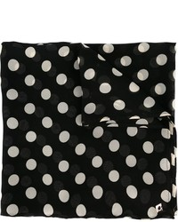 Twin-Set Polka Dot Scarf