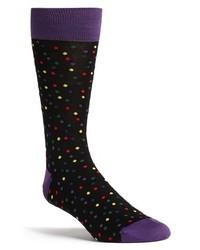 Bugatchi Dot Socks