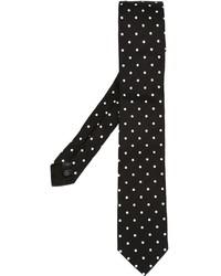 Dolce & Gabbana Polka Dot Jacquard Tie