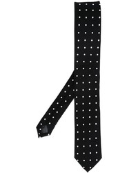 Polka dot print tie medium 842683