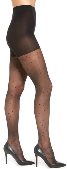 Pretty Polly Polka Dot Tights