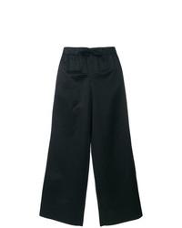 A.P.C. Polka Dot Wide Leg Trousers