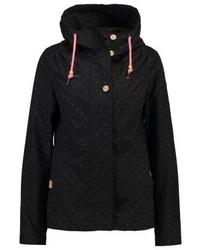Ragwear Lynx Summer Jacket Black