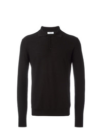 Fashion Clinic Timeless Polo Collar Jumper