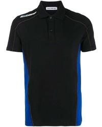 Dirk Bikkembergs Contrast Polo Shirt