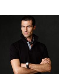 Ralph Lauren Purple Label Cotton Piqu Polo Shirt
